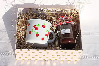 Potraviny - Čerešňový darčekový balíček - 13521996_