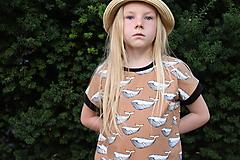Detské oblečenie - Save The Whales girl - 13522642_