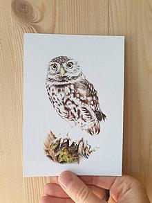 Papiernictvo - Pohľadnica -Kuviky 3 druhy - 13524723_