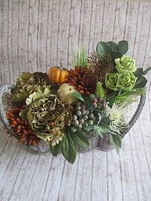 Dekorácie - Jesenná dekorácia - 13528032_