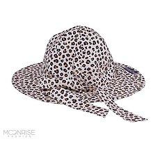 Detské čiapky - Dámsky klobúk leo sand - 13531857_