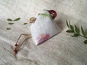 Dekorácie - sliepočka kvetušná voňavá - 13530311_