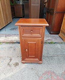 Nábytok - Nočný stolík podľa Vašej predstavy - 13531255_