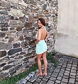 Šaty - Úpletové šaty MISS - 13531145_
