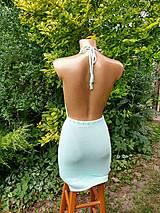 Šaty - Úpletové šaty MISS - 13531146_