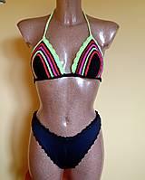 Plavky - Plavky Neon-black - 13531171_