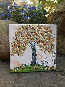Obrazy - Strom hojnosti - 13531512_