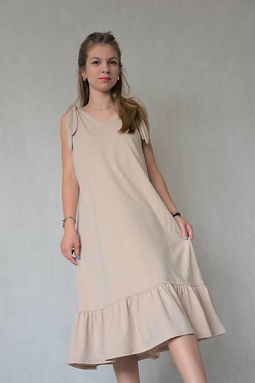 Šaty - Letné dámske šaty Donna - 13533159_