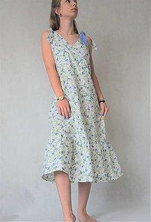Šaty - Letné dámske šaty Paulína - 13533194_