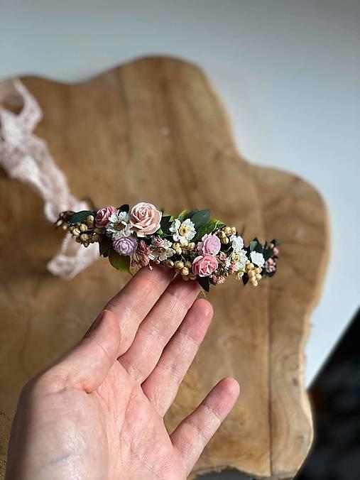 """Kvetinový venček """"láska na dosah"""""""