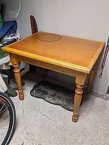 Nábytok - Stôl podľa Vašej predstavy - 13534314_