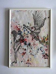 Kresby - Požičaj mi krídla - 13535353_