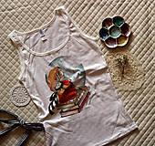 Tielka - Moje knihy/ tielko typ Gildan - 13535229_