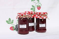 Potraviny - Ríbezle ala brusnice do sviečkovej bez konzervantov - 13537472_