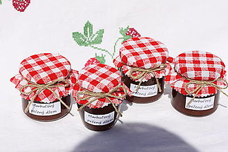 Potraviny - Marhuľový pečený džem s rumom bez konzervantov - 13536611_