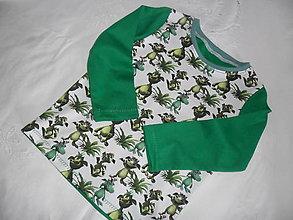 Detské oblečenie - Tričko detské veľ. 92 - 13536110_