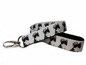 Kľúčenky - Kľúčenka Mačka - 13537916_