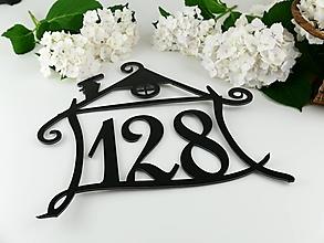 Tabuľky - Popisné číslo: Chalúpkovo - 13538026_