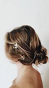 Ozdoby do vlasov - Venček botanica - 13538810_