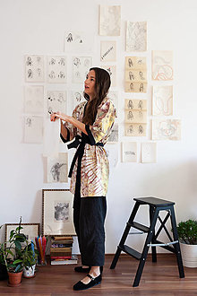 Iné oblečenie - Kimono Flow - 13537594_