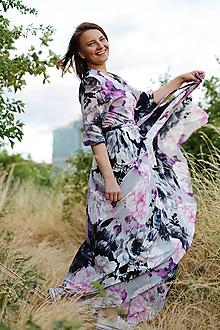Šaty - Zavinovacie šaty Rua - 13544074_