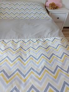 Úžitkový textil - Prehoz/deka na posteľ - 13542593_