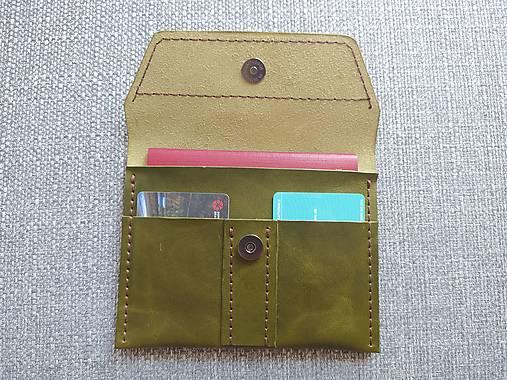 Peňaženky - Puzdro na cestovný pas a doklady - 13543003_