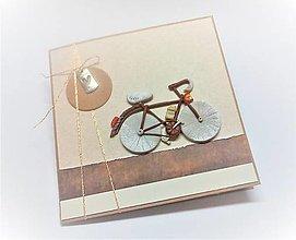 Papiernictvo - Pohľadnica ... bicykel - 13546238_