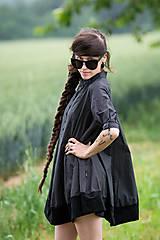 Šaty - Šaty NYMPHE punkt - 13545615_