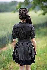 Šaty - Šaty NYMPHE punkt - 13545617_