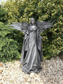 Sochy - Anjel 60 cm - 13546251_