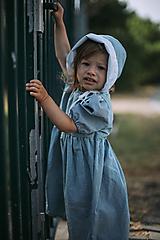 - Šaty s rukávikmi - 13545334_