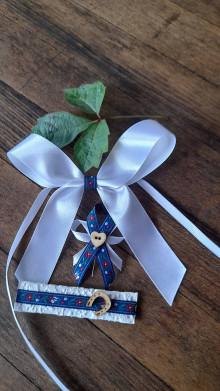 Darčeky pre svadobčanov - Mašľa - 13545710_