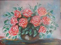 Obrazy - Ruže - 13547574_