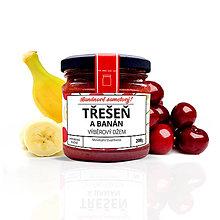 Potraviny - Čerešňa a banán džem - 13547072_