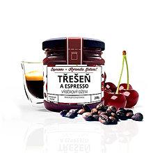 Potraviny - Čerešňa a espresso džem - 13547074_