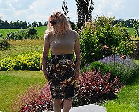 Šaty - Šaty midi - 13547658_