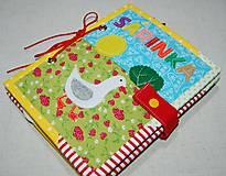 Textil - predná a zadná - húska - 13548057_