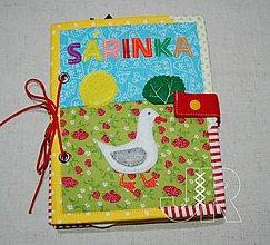 Textil - predná a zadná - húska - 13548054_