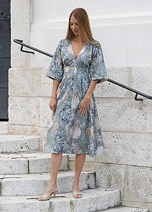 Šaty - Šaty Arika   viac farieb - 13550805_