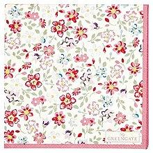 Papier - Servitka G 77-Clementine white small-novinka - 13552450_