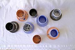 Nádoby - Podtanieriky z kolekcie Ráno - 13552502_