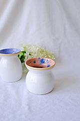 Nádoby - Bud váza z kolekcie Ráno - 13552855_