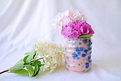 Nádoby - Swirly váza z kolekcie Ráno - 13553246_