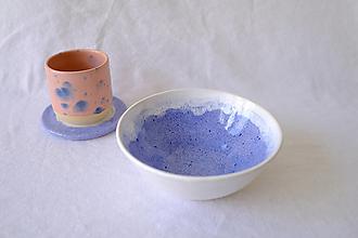Nádoby - Veľká miska z kolekcie Ráno. - 13553260_