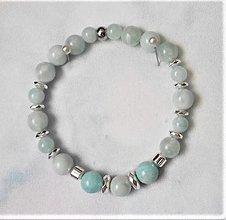Náramky - Anjelský kameň - 13554515_
