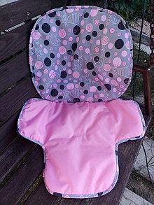 Úžitkový textil - Poťah na stoličku Baby design, Zopa.. SKLADOM - 13555650_