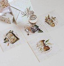 Papiernictvo - Krabička na peniažky - sväté prijímanie, birmovka - 13554299_