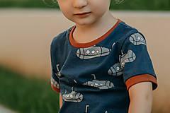 Detské oblečenie - Ponorky - 13554443_