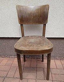 Nábytok - Stolička 2ks podľa Vašej predstavy - 13554196_